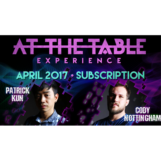 At The Table April 2017 Subscription video DOWNLOAD